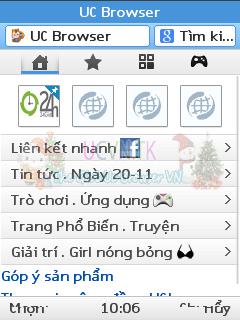 UC Browser 9.4 Pro Copy 32.000 Kí tự, Phân Thanh Download, Sự Khác Biệt 2G và 3G